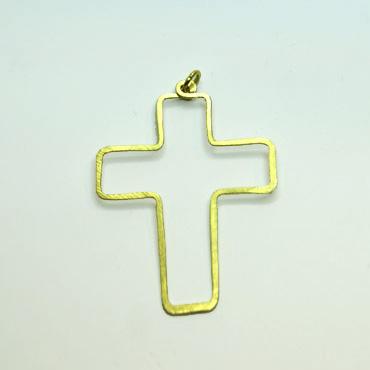 vedhæng, halssmykke med vedhæng, halskæde med vedhæng, slebet overflade, trådsmykke, kors, tro, religion, filosofi, spirituel, kristendom, jesus, symbol, charms