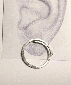 sølv, øreringe, ørestikker, ørestik, former, form, figur, figurer, cirkel, vip,