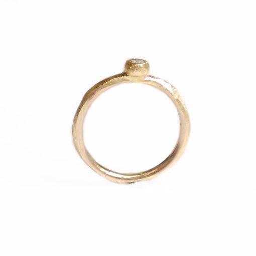 Natur-look ring